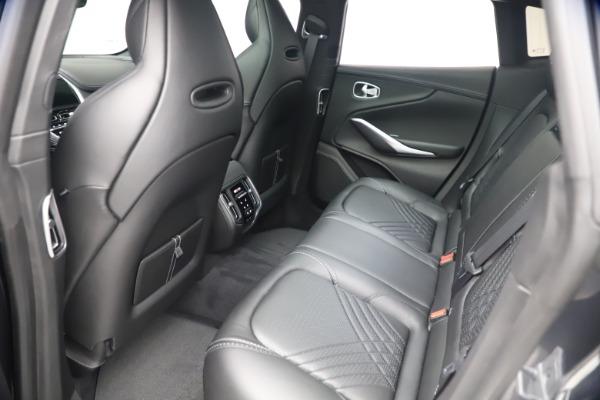 New 2021 Aston Martin DBX for sale $208,786 at Alfa Romeo of Greenwich in Greenwich CT 06830 17