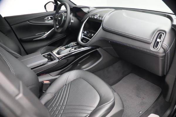 New 2021 Aston Martin DBX for sale $208,786 at Alfa Romeo of Greenwich in Greenwich CT 06830 19
