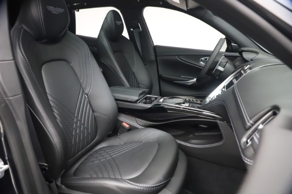 New 2021 Aston Martin DBX for sale $208,786 at Alfa Romeo of Greenwich in Greenwich CT 06830 20