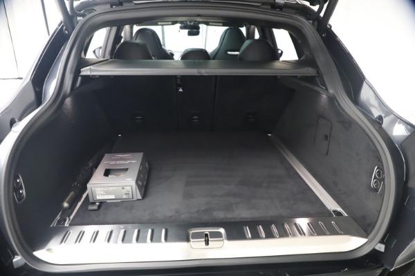 New 2021 Aston Martin DBX for sale $208,786 at Alfa Romeo of Greenwich in Greenwich CT 06830 21