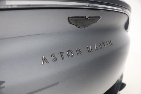 New 2021 Aston Martin DBX for sale $208,786 at Alfa Romeo of Greenwich in Greenwich CT 06830 22