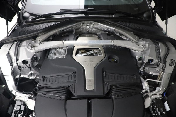 New 2021 Aston Martin DBX for sale $208,786 at Alfa Romeo of Greenwich in Greenwich CT 06830 23