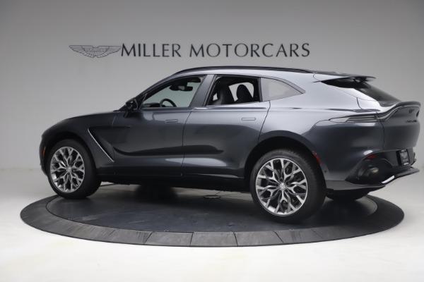 New 2021 Aston Martin DBX for sale $208,786 at Alfa Romeo of Greenwich in Greenwich CT 06830 3