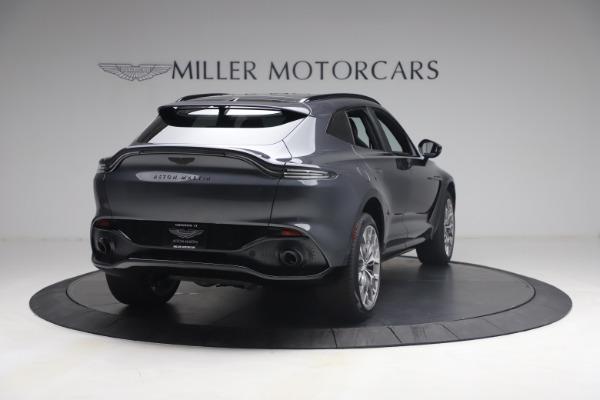 New 2021 Aston Martin DBX for sale $208,786 at Alfa Romeo of Greenwich in Greenwich CT 06830 6