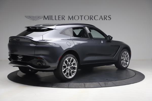 New 2021 Aston Martin DBX for sale $208,786 at Alfa Romeo of Greenwich in Greenwich CT 06830 7