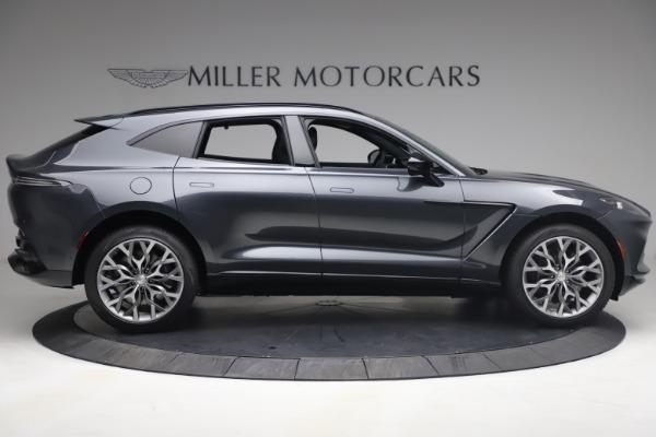 New 2021 Aston Martin DBX for sale $208,786 at Alfa Romeo of Greenwich in Greenwich CT 06830 8