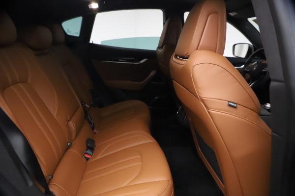 New 2021 Maserati Levante GranSport for sale $73,900 at Alfa Romeo of Greenwich in Greenwich CT 06830 25