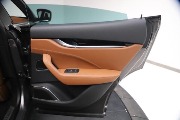 New 2021 Maserati Levante GranSport for sale $73,900 at Alfa Romeo of Greenwich in Greenwich CT 06830 26