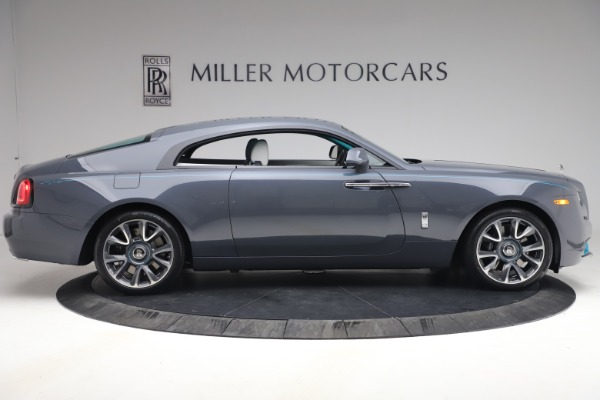 Used 2021 Rolls-Royce Wraith for sale $444,275 at Alfa Romeo of Greenwich in Greenwich CT 06830 10