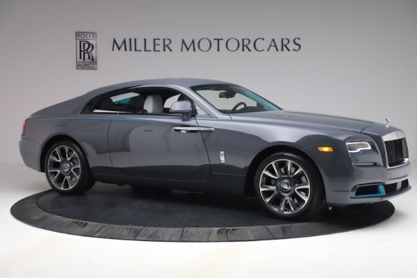 Used 2021 Rolls-Royce Wraith for sale $444,275 at Alfa Romeo of Greenwich in Greenwich CT 06830 11