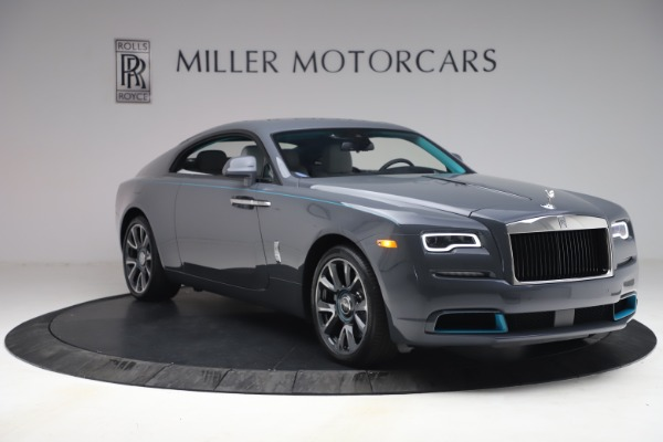 Used 2021 Rolls-Royce Wraith for sale $444,275 at Alfa Romeo of Greenwich in Greenwich CT 06830 12