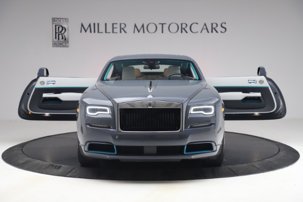 Used 2021 Rolls-Royce Wraith KRYPTOS for sale $444,275 at Alfa Romeo of Greenwich in Greenwich CT 06830 13
