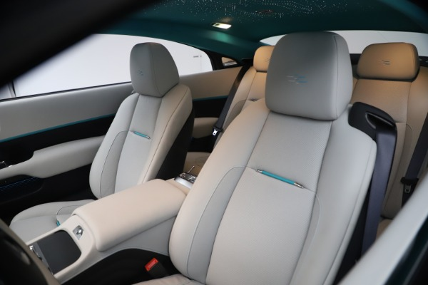 Used 2021 Rolls-Royce Wraith KRYPTOS for sale $444,275 at Alfa Romeo of Greenwich in Greenwich CT 06830 14