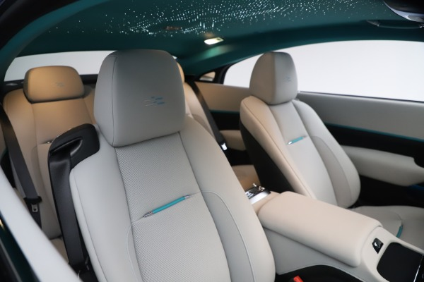 Used 2021 Rolls-Royce Wraith for sale $444,275 at Alfa Romeo of Greenwich in Greenwich CT 06830 15