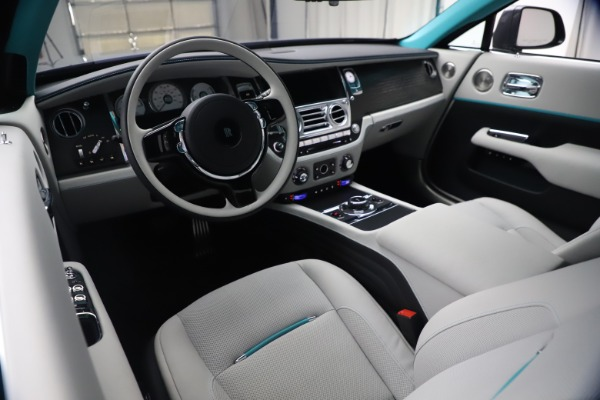 Used 2021 Rolls-Royce Wraith KRYPTOS for sale $444,275 at Alfa Romeo of Greenwich in Greenwich CT 06830 16