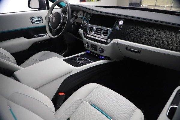 Used 2021 Rolls-Royce Wraith KRYPTOS for sale $444,275 at Alfa Romeo of Greenwich in Greenwich CT 06830 17