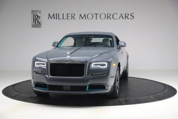 Used 2021 Rolls-Royce Wraith KRYPTOS for sale $444,275 at Alfa Romeo of Greenwich in Greenwich CT 06830 2