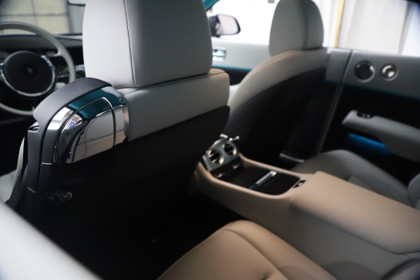 Used 2021 Rolls-Royce Wraith KRYPTOS for sale $444,275 at Alfa Romeo of Greenwich in Greenwich CT 06830 20