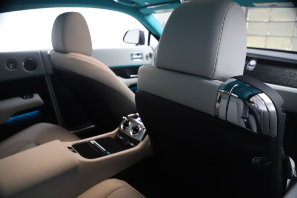 Used 2021 Rolls-Royce Wraith for sale $444,275 at Alfa Romeo of Greenwich in Greenwich CT 06830 21