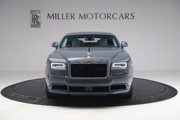 Used 2021 Rolls-Royce Wraith for sale $444,275 at Alfa Romeo of Greenwich in Greenwich CT 06830 3