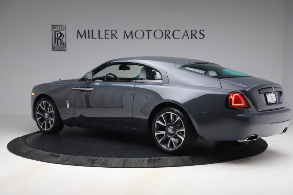 Used 2021 Rolls-Royce Wraith KRYPTOS for sale $444,275 at Alfa Romeo of Greenwich in Greenwich CT 06830 5