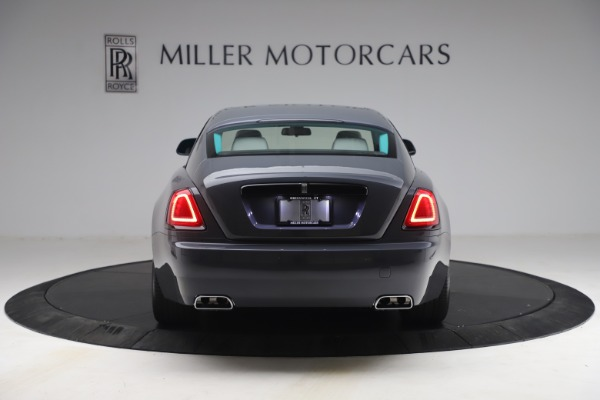 Used 2021 Rolls-Royce Wraith KRYPTOS for sale $444,275 at Alfa Romeo of Greenwich in Greenwich CT 06830 7