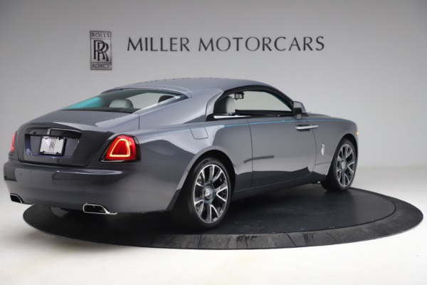 Used 2021 Rolls-Royce Wraith KRYPTOS for sale $444,275 at Alfa Romeo of Greenwich in Greenwich CT 06830 9