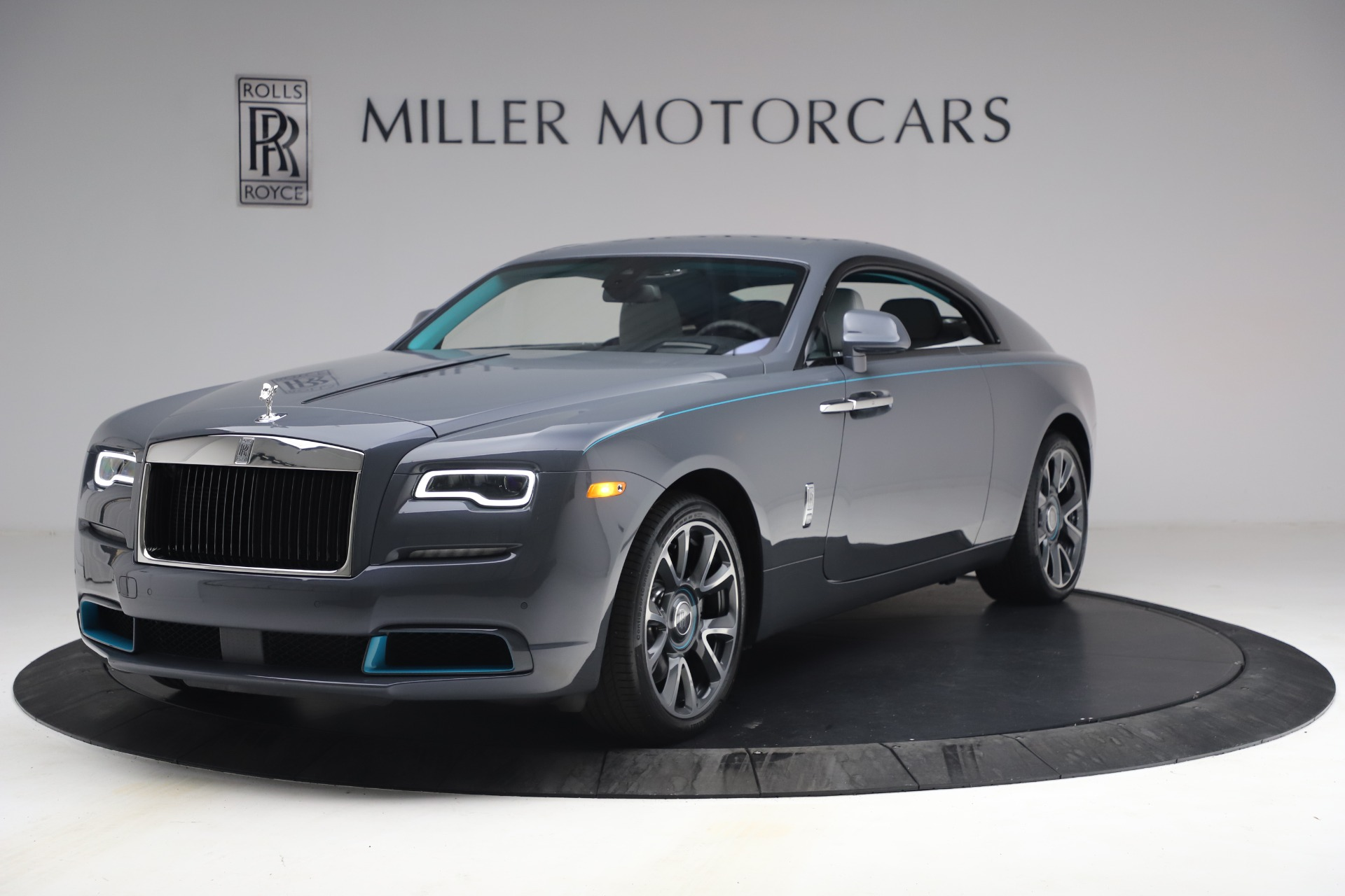 Used 2021 Rolls-Royce Wraith KRYPTOS for sale $444,275 at Alfa Romeo of Greenwich in Greenwich CT 06830 1