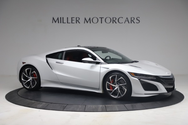 Used 2017 Acura NSX SH-AWD Sport Hybrid for sale $139,900 at Alfa Romeo of Greenwich in Greenwich CT 06830 10