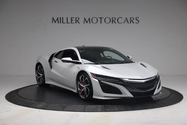 Used 2017 Acura NSX SH-AWD Sport Hybrid for sale $139,900 at Alfa Romeo of Greenwich in Greenwich CT 06830 11