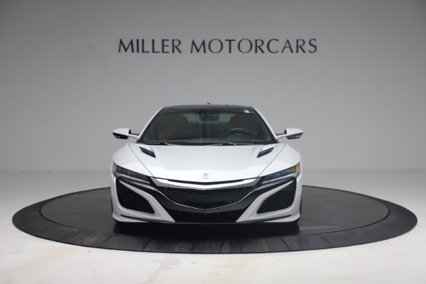 Used 2017 Acura NSX SH-AWD Sport Hybrid for sale $139,900 at Alfa Romeo of Greenwich in Greenwich CT 06830 12