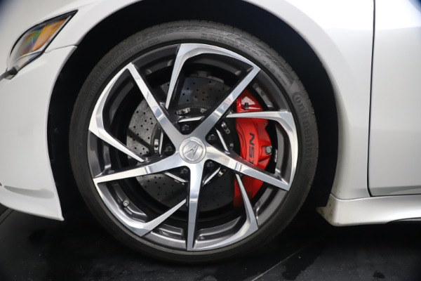 Used 2017 Acura NSX SH-AWD Sport Hybrid for sale $139,900 at Alfa Romeo of Greenwich in Greenwich CT 06830 23