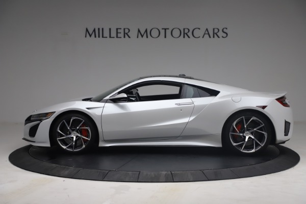 Used 2017 Acura NSX SH-AWD Sport Hybrid for sale $139,900 at Alfa Romeo of Greenwich in Greenwich CT 06830 3