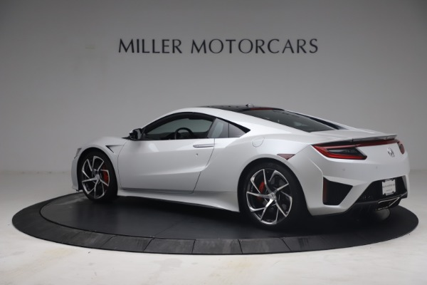 Used 2017 Acura NSX SH-AWD Sport Hybrid for sale $139,900 at Alfa Romeo of Greenwich in Greenwich CT 06830 4