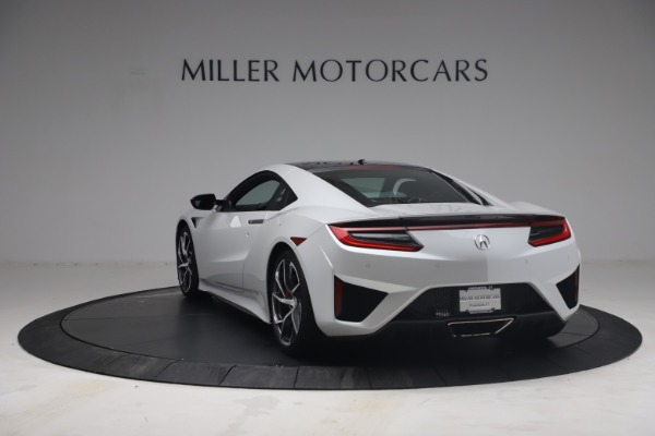 Used 2017 Acura NSX SH-AWD Sport Hybrid for sale $139,900 at Alfa Romeo of Greenwich in Greenwich CT 06830 5