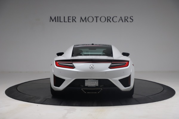 Used 2017 Acura NSX SH-AWD Sport Hybrid for sale $139,900 at Alfa Romeo of Greenwich in Greenwich CT 06830 6