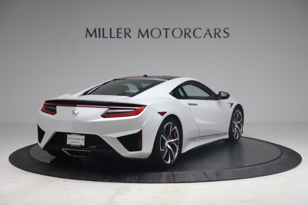 Used 2017 Acura NSX SH-AWD Sport Hybrid for sale $139,900 at Alfa Romeo of Greenwich in Greenwich CT 06830 7