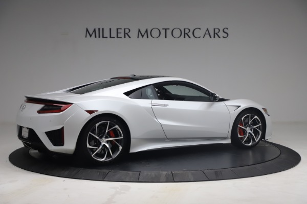 Used 2017 Acura NSX SH-AWD Sport Hybrid for sale $139,900 at Alfa Romeo of Greenwich in Greenwich CT 06830 8