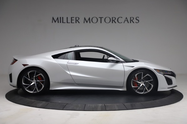 Used 2017 Acura NSX SH-AWD Sport Hybrid for sale $139,900 at Alfa Romeo of Greenwich in Greenwich CT 06830 9