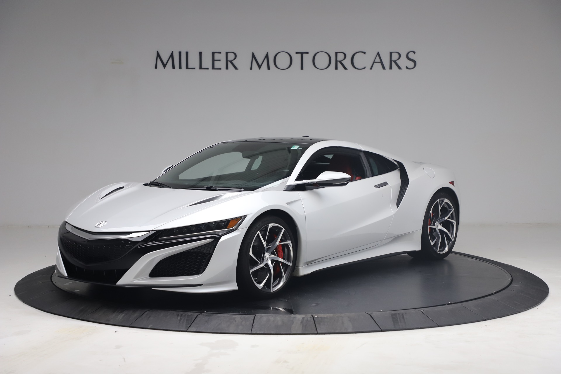 Used 2017 Acura NSX SH-AWD Sport Hybrid for sale $139,900 at Alfa Romeo of Greenwich in Greenwich CT 06830 1