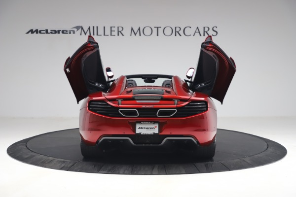 Used 2013 McLaren MP4-12C Spider for sale $134,900 at Alfa Romeo of Greenwich in Greenwich CT 06830 17
