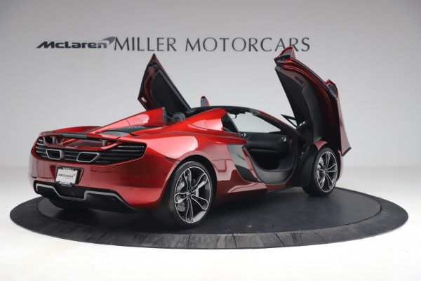 Used 2013 McLaren MP4-12C Spider for sale $134,900 at Alfa Romeo of Greenwich in Greenwich CT 06830 18