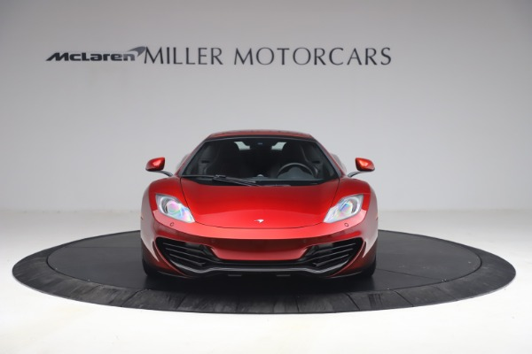 Used 2013 McLaren MP4-12C Spider for sale $134,900 at Alfa Romeo of Greenwich in Greenwich CT 06830 21