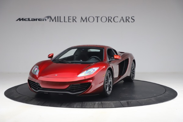 Used 2013 McLaren MP4-12C Spider for sale $134,900 at Alfa Romeo of Greenwich in Greenwich CT 06830 22