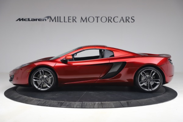 Used 2013 McLaren MP4-12C Spider for sale $134,900 at Alfa Romeo of Greenwich in Greenwich CT 06830 24