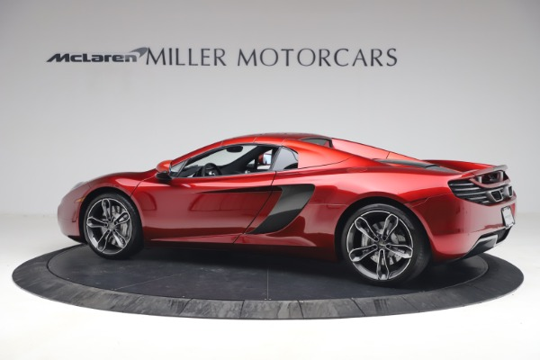 Used 2013 McLaren MP4-12C Spider for sale $134,900 at Alfa Romeo of Greenwich in Greenwich CT 06830 25