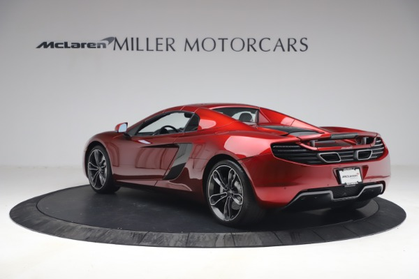 Used 2013 McLaren MP4-12C Spider for sale $134,900 at Alfa Romeo of Greenwich in Greenwich CT 06830 26