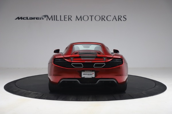 Used 2013 McLaren MP4-12C Spider for sale $134,900 at Alfa Romeo of Greenwich in Greenwich CT 06830 27
