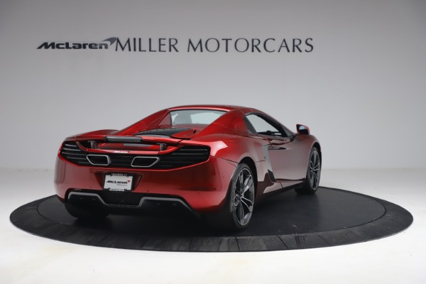 Used 2013 McLaren MP4-12C Spider for sale $134,900 at Alfa Romeo of Greenwich in Greenwich CT 06830 28