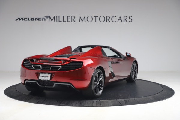 Used 2013 McLaren MP4-12C Spider for sale $134,900 at Alfa Romeo of Greenwich in Greenwich CT 06830 7